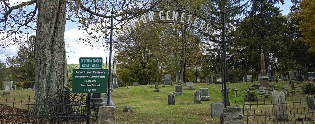 Ancram New York Cemetary