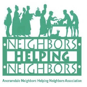 Thank you from Neighbors Helping Neighbors for School Supplies
