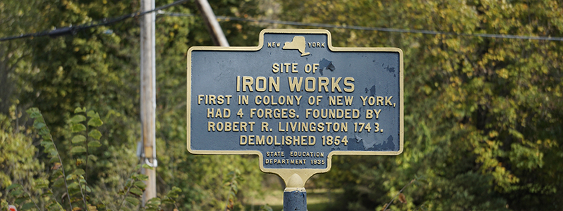 Iron Works, Ancram New York
